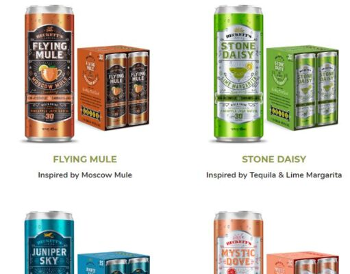 Beckett's, Beverage Stock Review