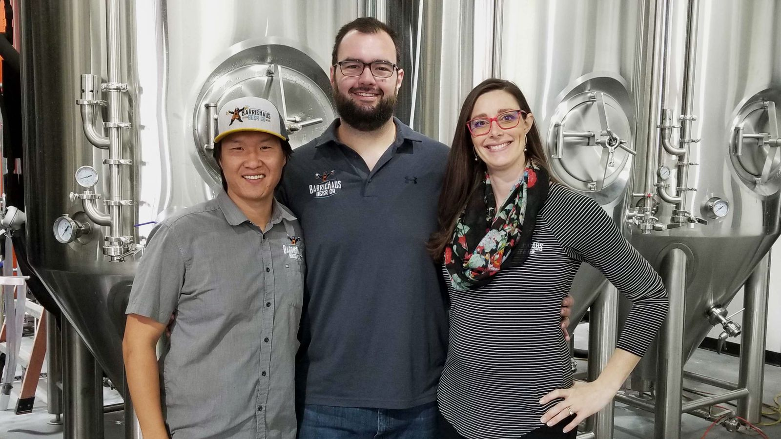 Lager-forward brewery BarrieHaus revives a family tradition in Ybor City