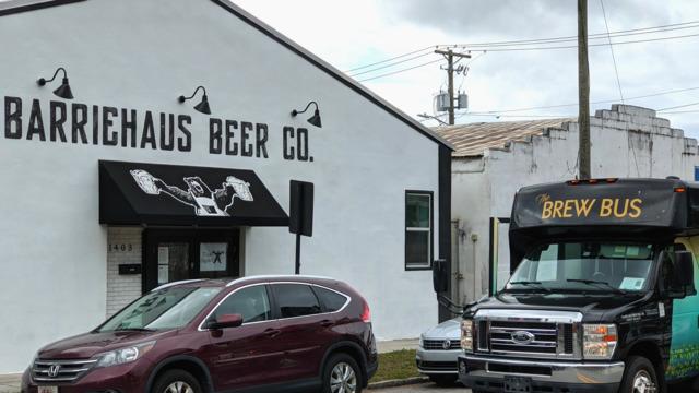 Ybor City brewery BarrieHaus will host Pfizer vaccine pop-up on Thursday