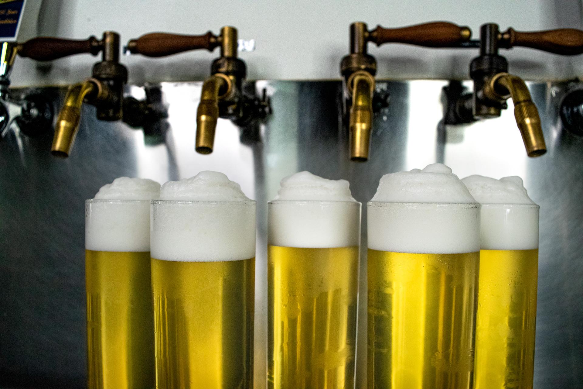Jim Barrie & Junbae Lee – BarrieHaus Beer Co.
