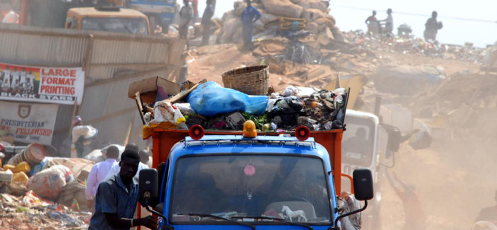 After 3R's, recover energy from waste or landfill?