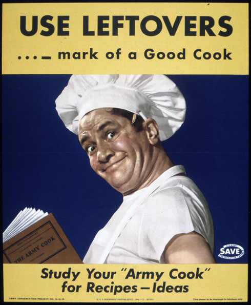Image: A poster released during World War II by the Bureau of Special Services under United States Office for Emergency Management; Source at archives.org