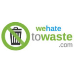 WeHatetoWaste square logo