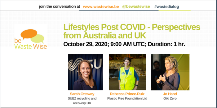 Lifestyles Post COVID - Perspectives from Australia and UK