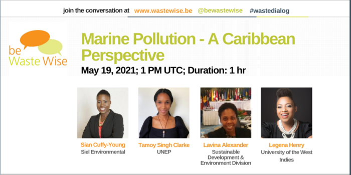 Marine Pollution - A Carribean Perspective