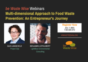 Multi-dimensional Approach to Food Waste Prevention: An Entrepreneur's Journey