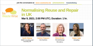 Normalising Reuse and Repair in UK