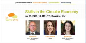Skills in the Circular Economy