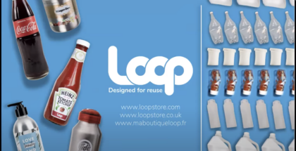 Screenshot representing the Loop initative