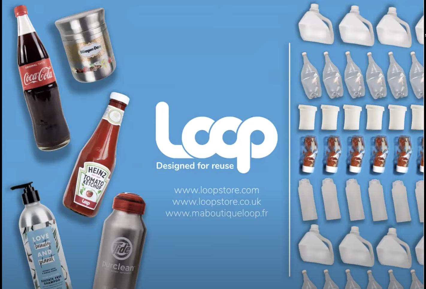 Screenshot representing the Loop initative