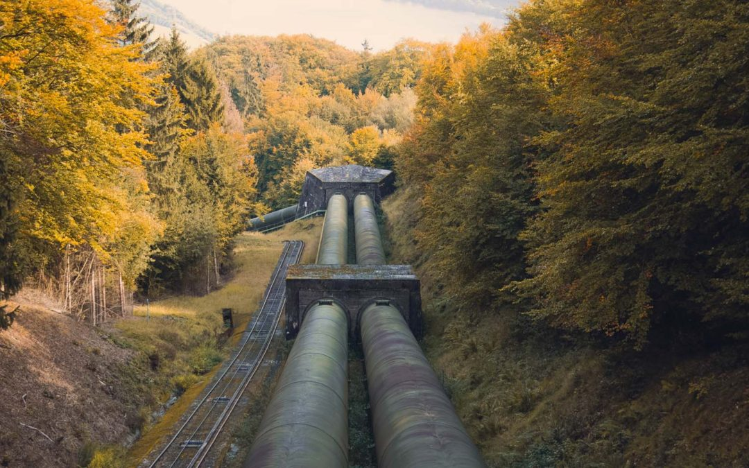 My Neighbours and I Considered Buying an Interest in the Trans Mountain Pipeline