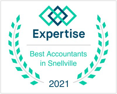 best of Snellville accountant seal 2021