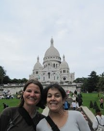 Paris Day 6: Fun with French Friends!