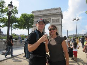 Paris Day 4 – The day of I'm done walking