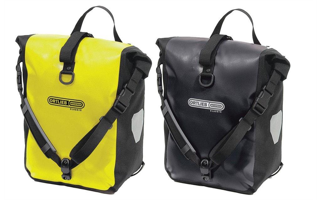 Ortlieb Front Roller Classic Panniers