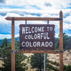 Cyclone Cycling into Colorado