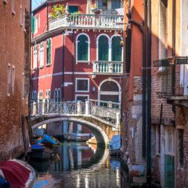 Venice … the Finish line
