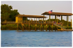 A life on, and off, the river: Bluffton Lifestyle by Marge Agin