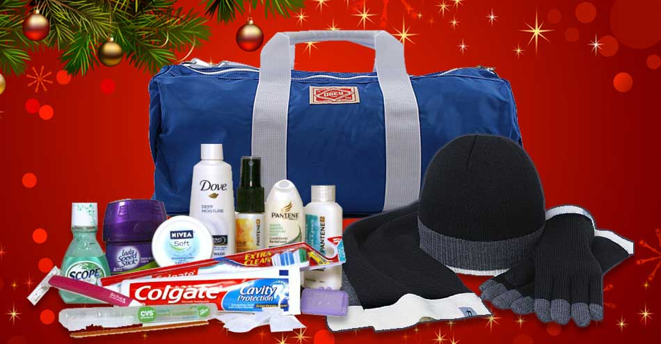 Duffle Bag Christmas Project
