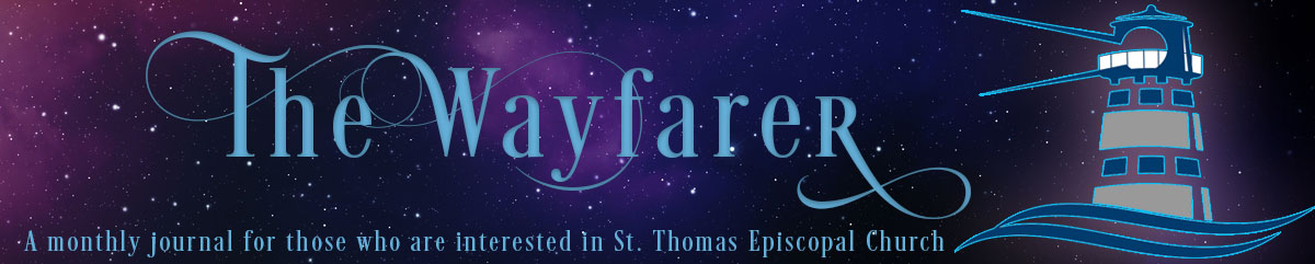 The Wayfarer Header