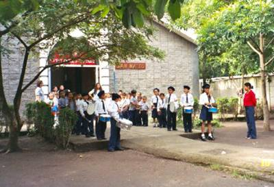 Los Amigos in Honduras