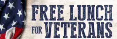 Free Lunch for Veterans