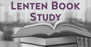 Lenten Book Study