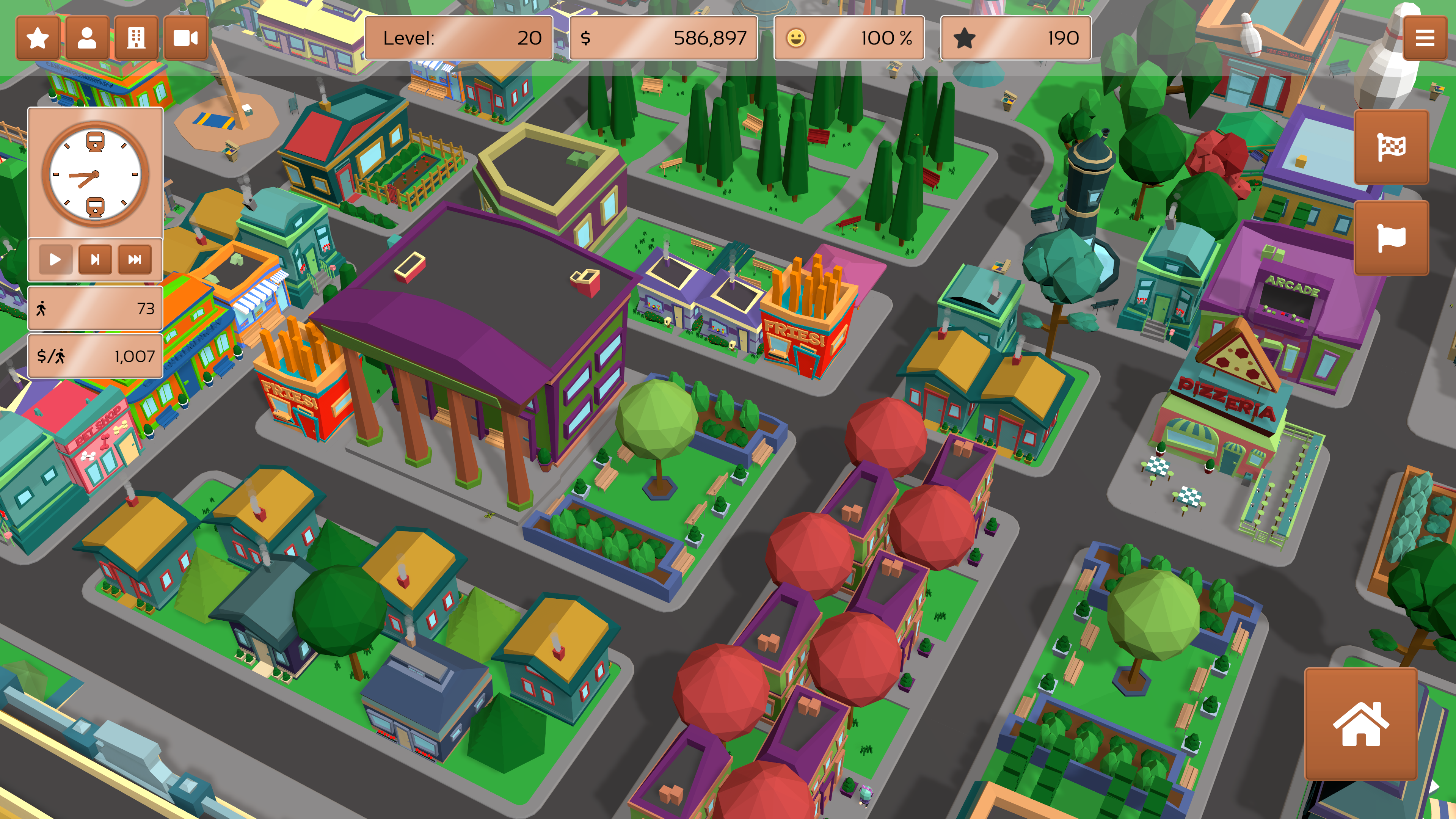 Polyville Canon Overview
