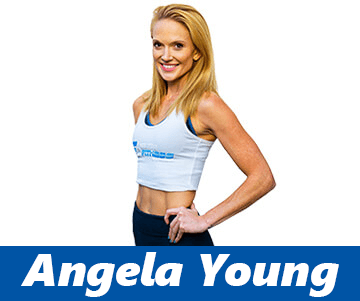 angela young personal trainer