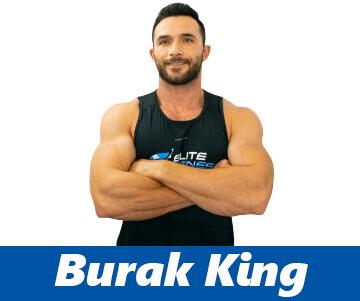 Burak King master trainer