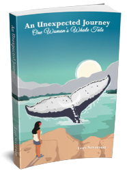 An Unexpected Journey - book cover - Lori Severson