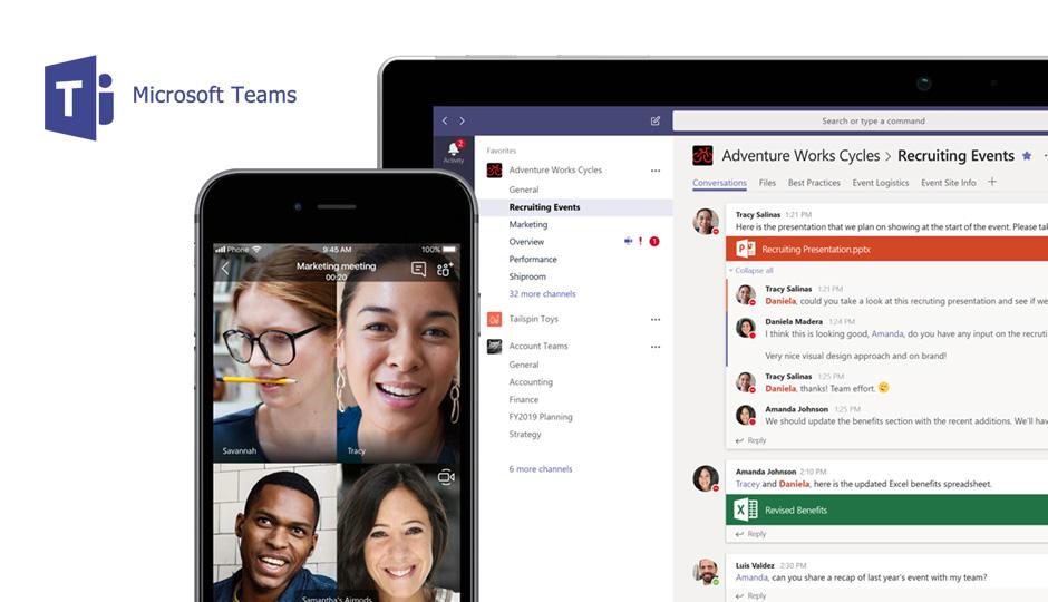 Microsoft Teamwork Solutions