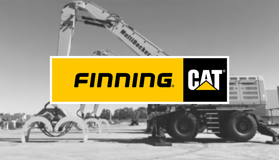 finning construction iot