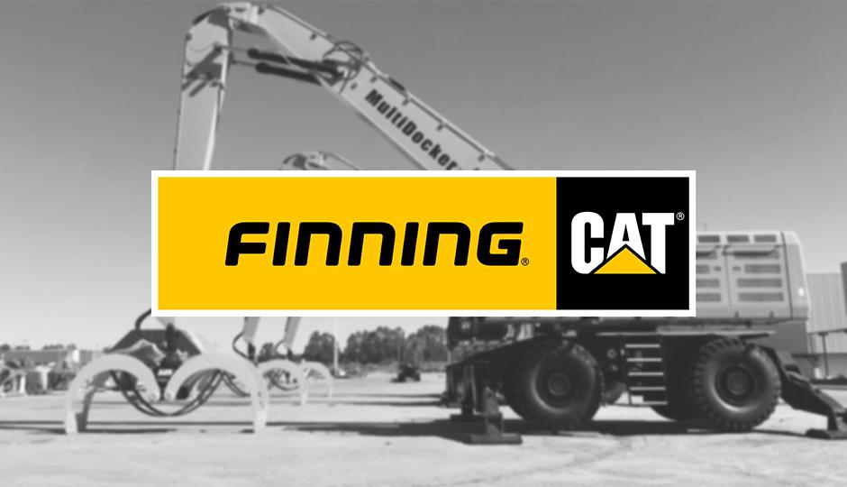 finning construction iot