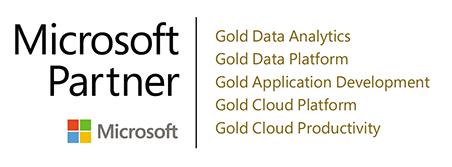 Microsoft Gold Competency - Data & Analytics, Power BI