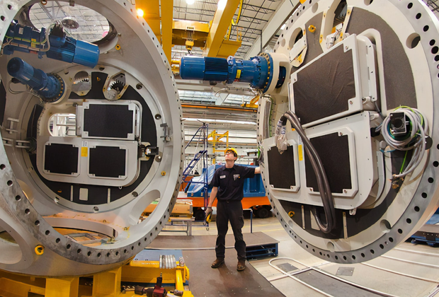 Digital Transformation within Manufacturing Industry