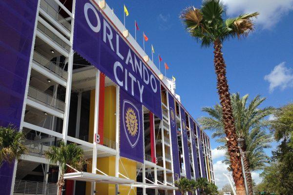 Structural Exploria Stadium, Orlando, Florida