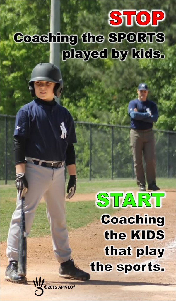 APIVEO Youth Coach START STOP