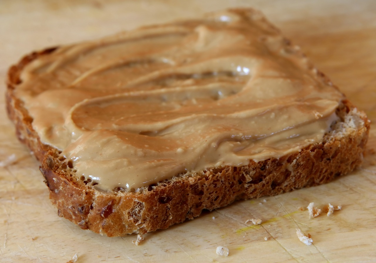 what peanut butter is healthy