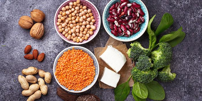 vegan protein for kids