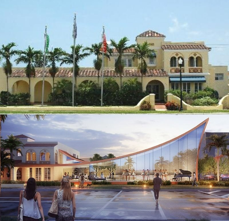 Art and culture center Hollywood Florida