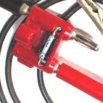 Electrolytic bridging capacitor