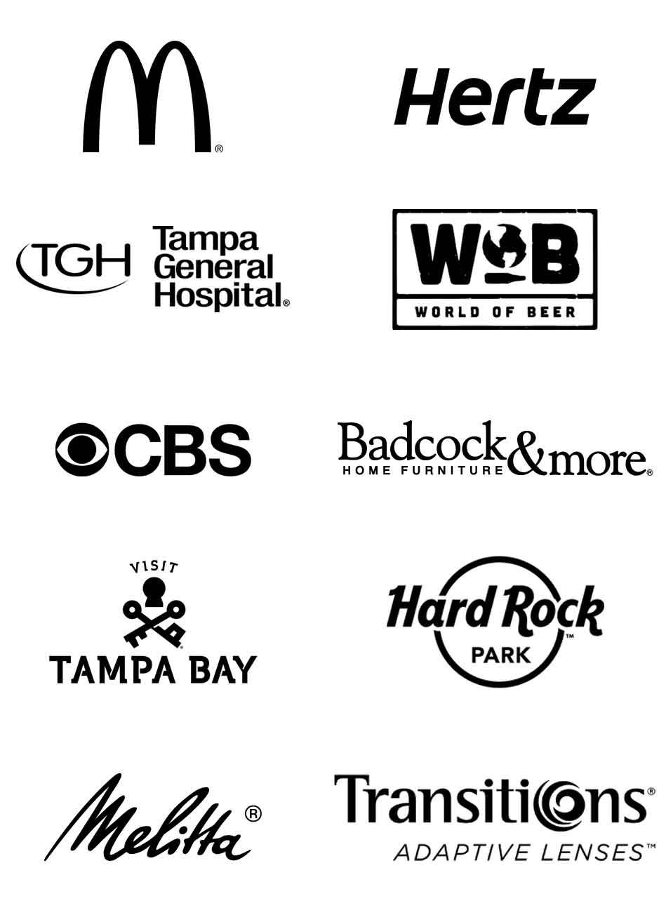 Art Hill - Client Logo List
