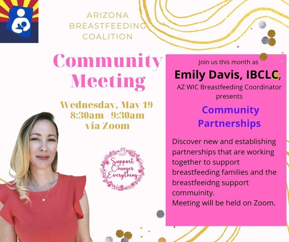Emily Davis, AZ IBCLC