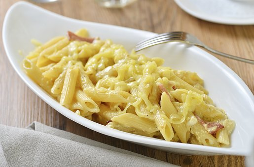 pasta with stone crabs