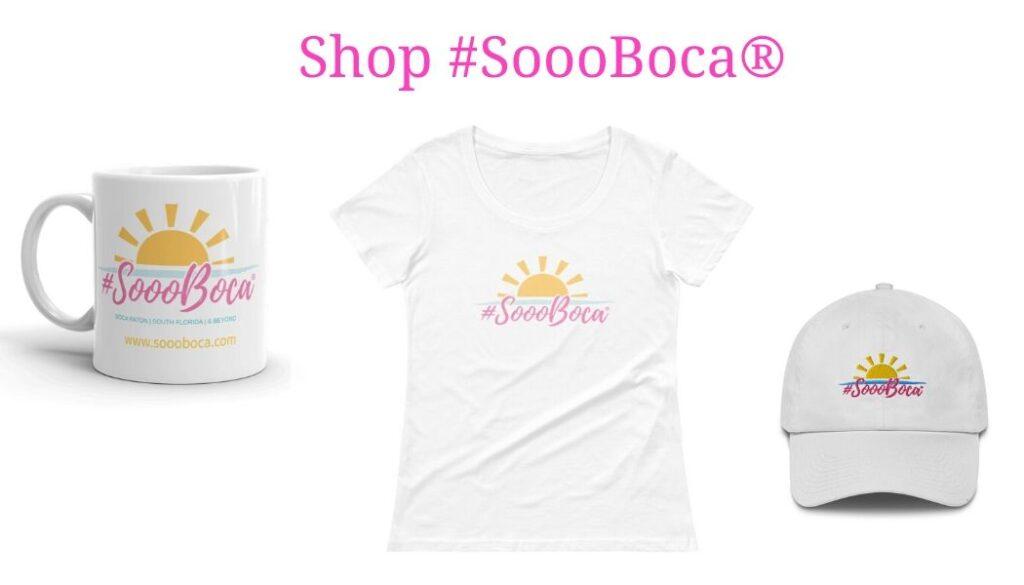 SoooBoca Merchandise