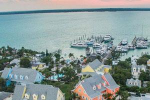 Beautiful Valentines Resort and Marina