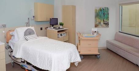 West Boca Medical Center Room