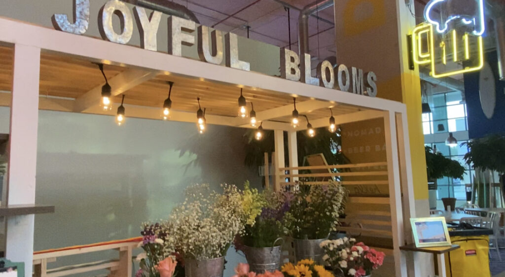 Joyful Blooms Flowers