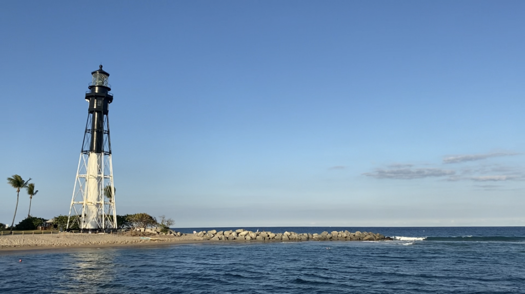 Hillsboro Inlet and Lighthouse